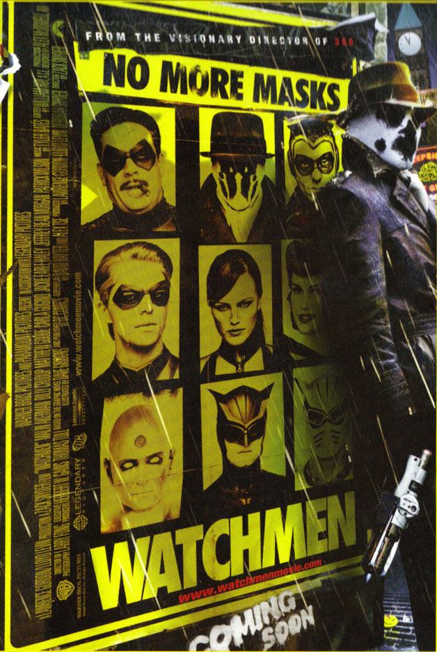 Watchmen Poster #21