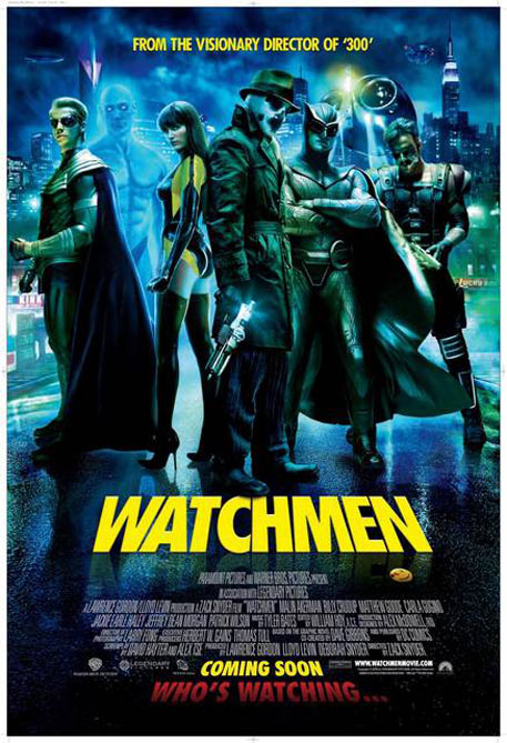 Watchmen Poster #22
