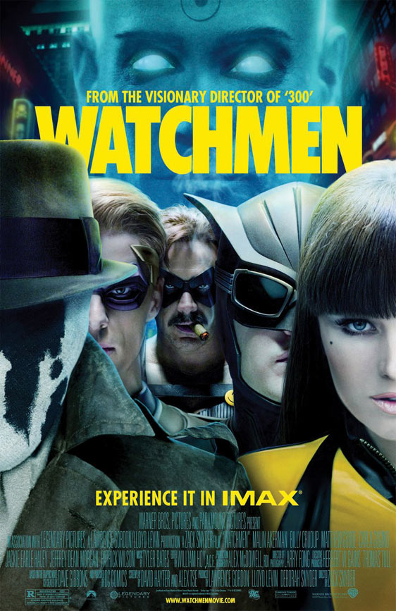 Watchmen Poster #23