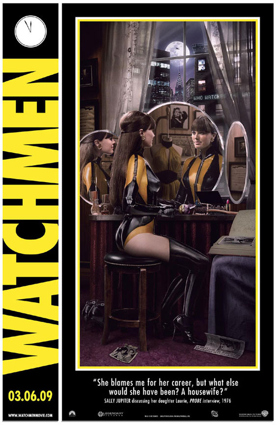 Watchmen Poster #4