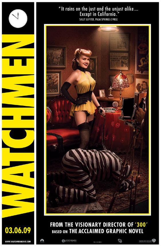 Watchmen Poster #6