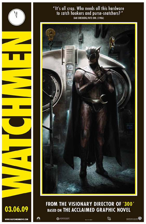 Watchmen Poster #7