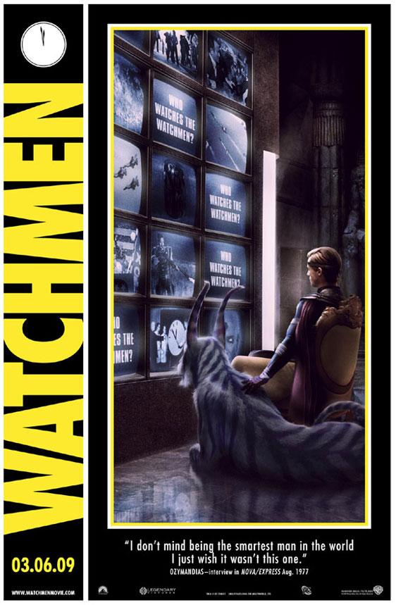 Watchmen Poster #8