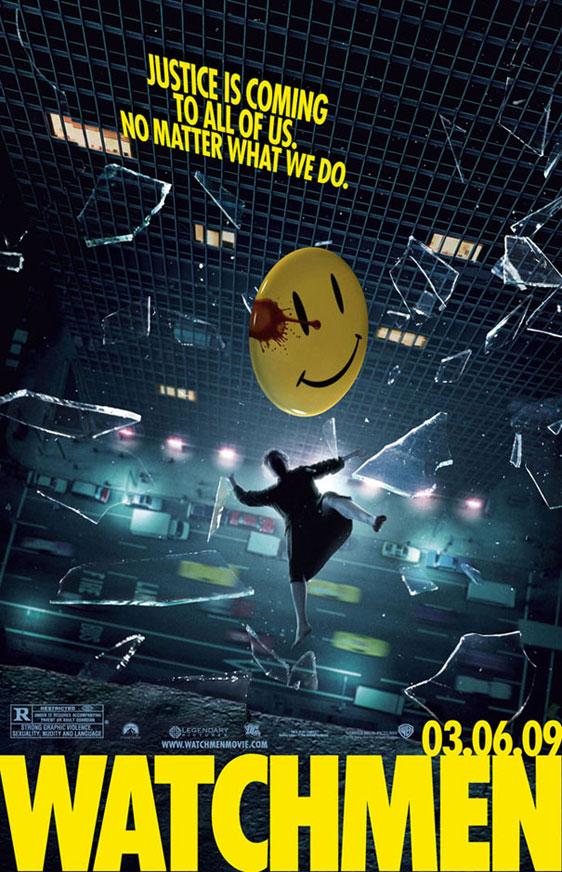 Watchmen Poster #9