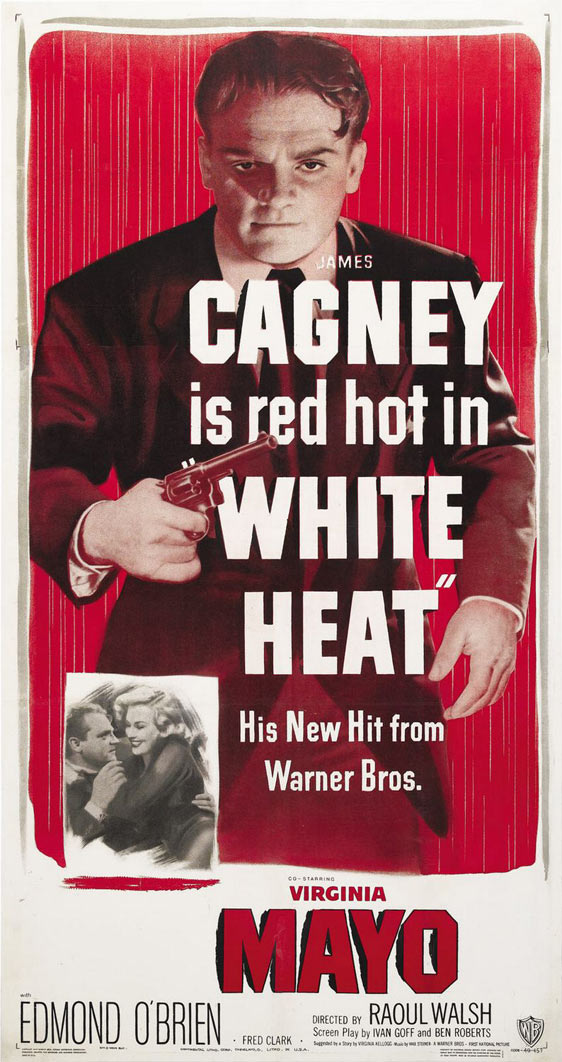 White Heat Poster #3
