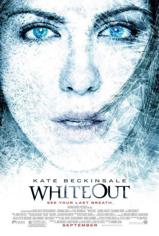 Whiteout Poster #3
