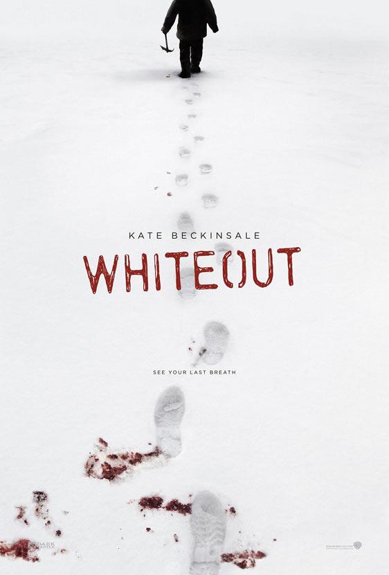 Whiteout Poster #1