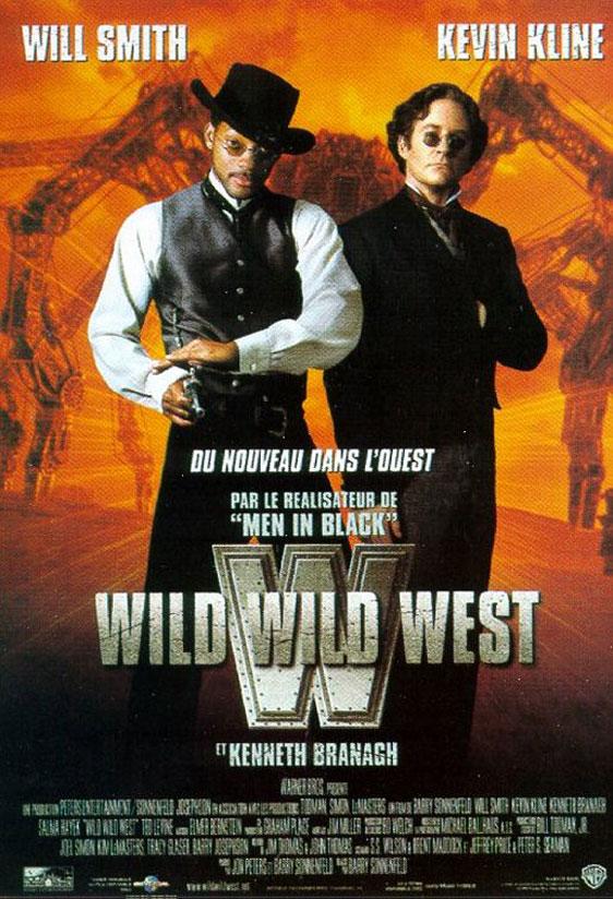 Wild Wild West Poster #3