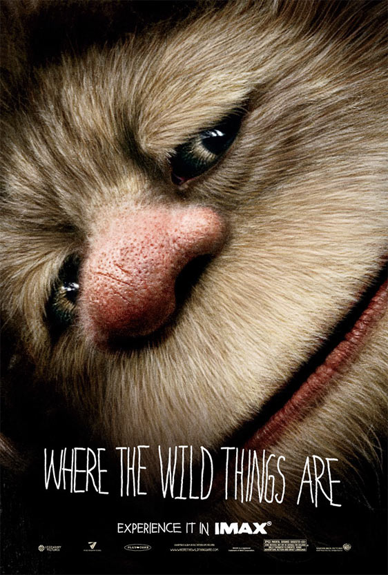 Where the Wild Things Are Poster #12