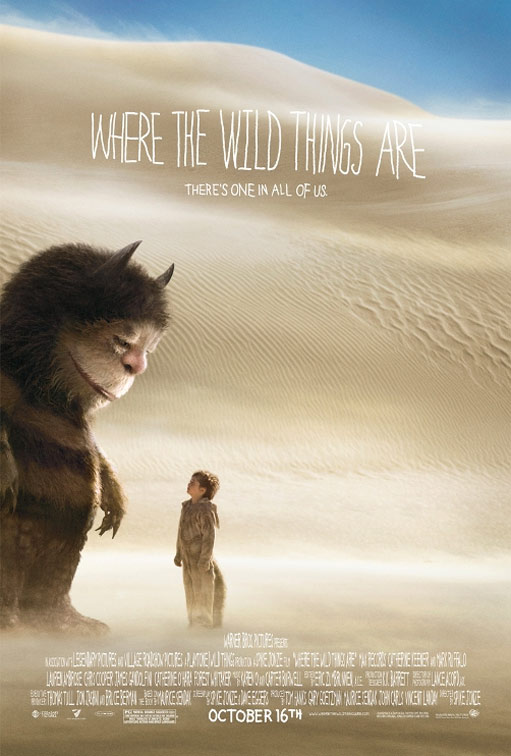 Where the Wild Things Are Poster #3