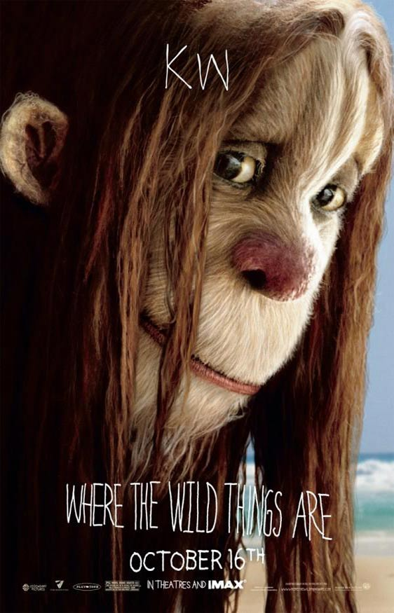 Where the Wild Things Are Poster #6