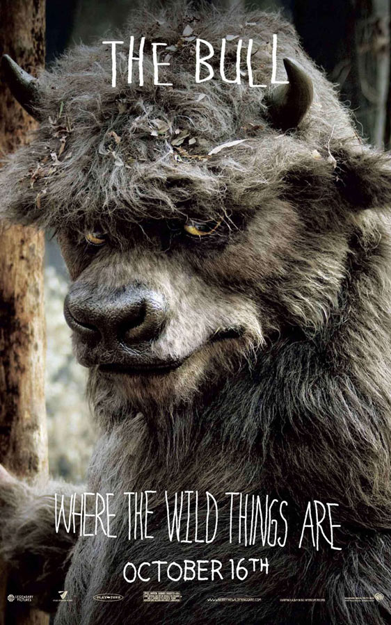 Where the Wild Things Are Poster #8