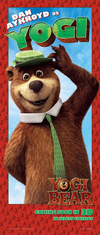 Yogi Bear Poster #2
