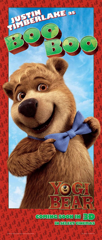 Yogi Bear Poster #3
