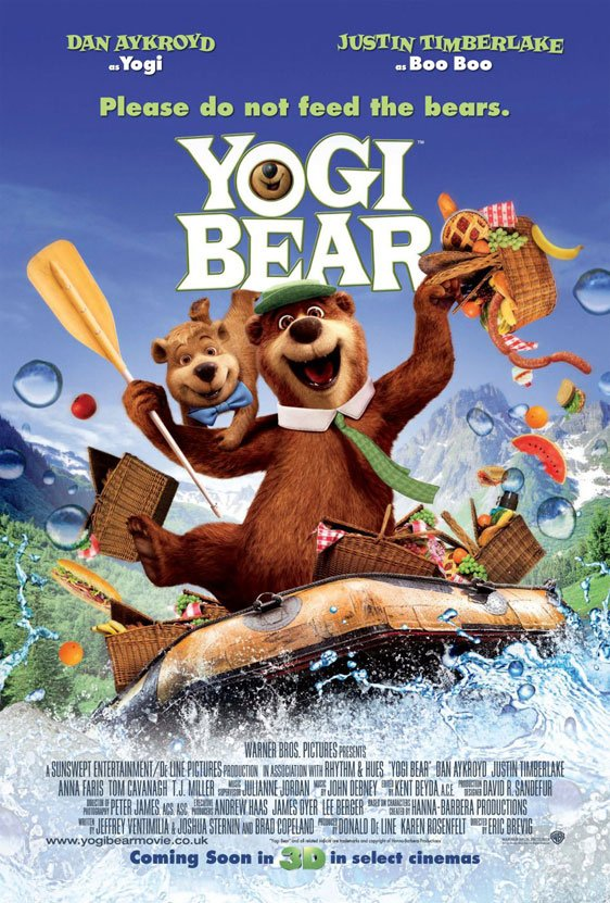 Yogi Bear Poster #5