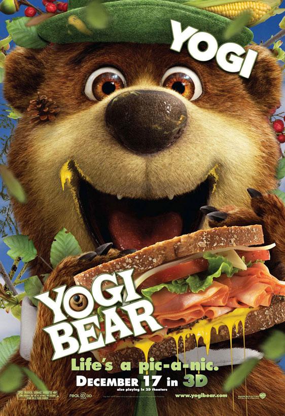 Yogi Bear Poster #6