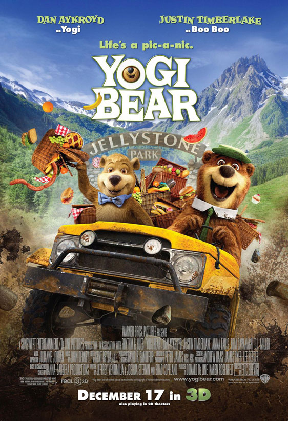 Yogi Bear Poster #8