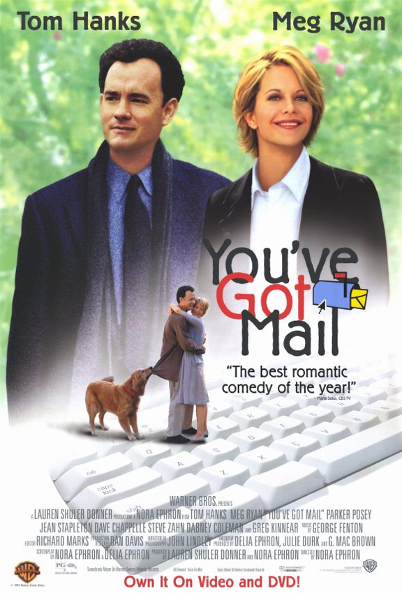 You've Got Mail Poster #2