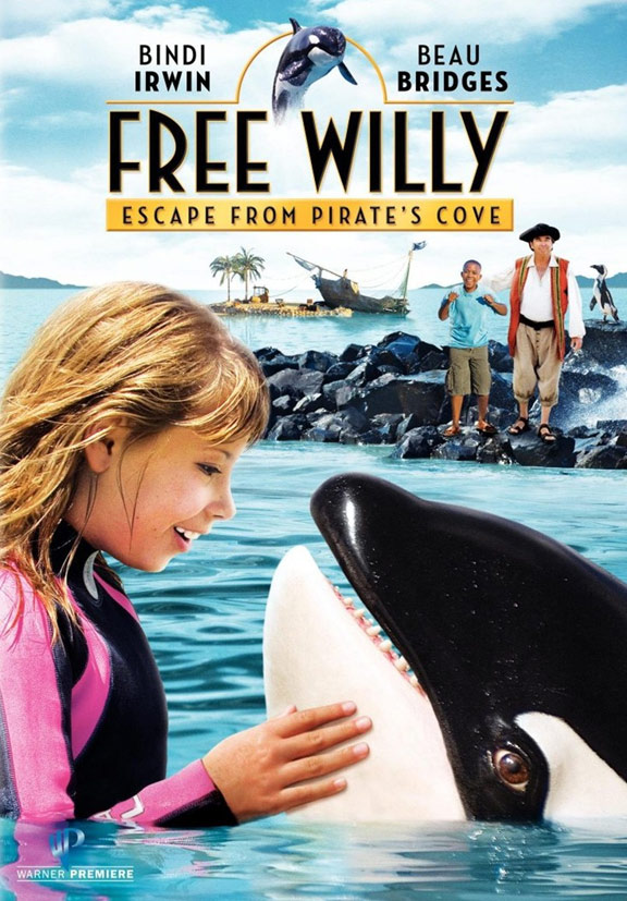Free Willy: Escape from Pirate's Cove Poster