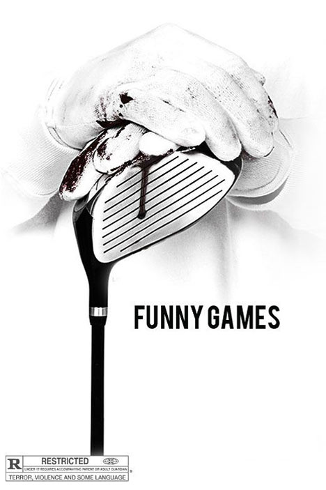 Funny Games Poster #2