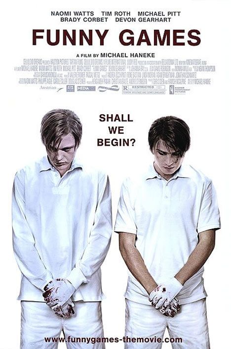 Funny Games Poster #3