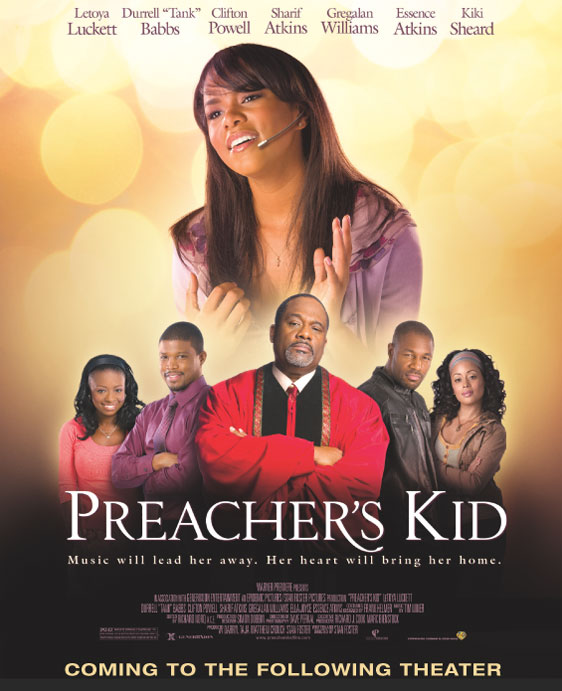 Preacher's Kid Poster