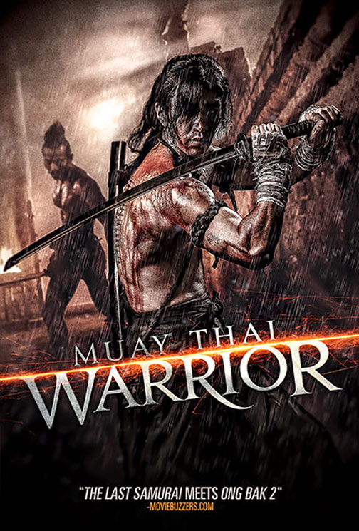 Muay Thai Warrior Poster #1