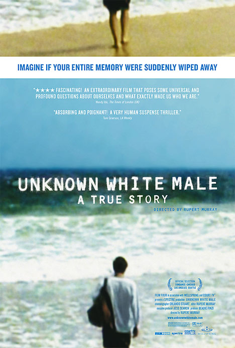 Unknown White Male Poster
