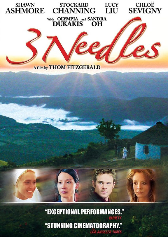 3 Needles Poster