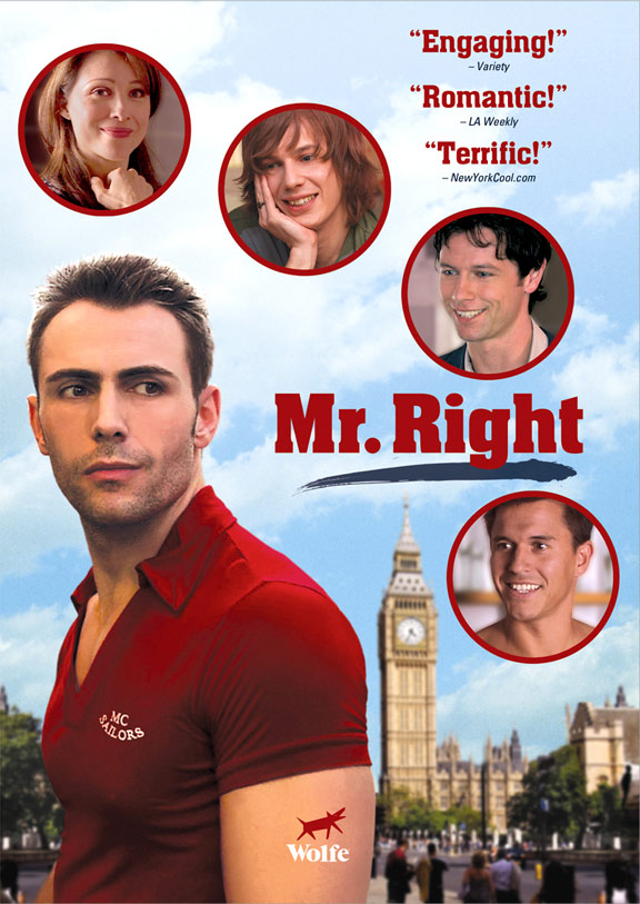 Mr. Right Poster #2