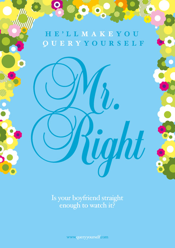 Mr. Right Poster #4