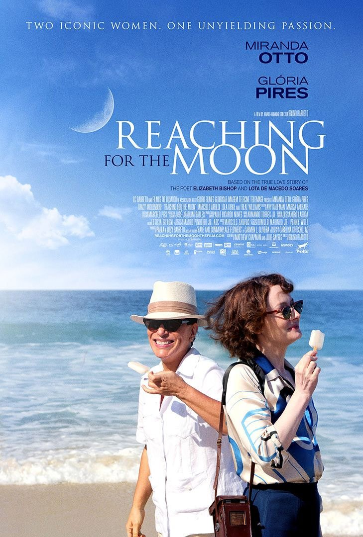 Reaching for the Moon Poster