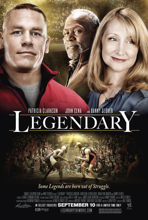 Legendary Poster #1