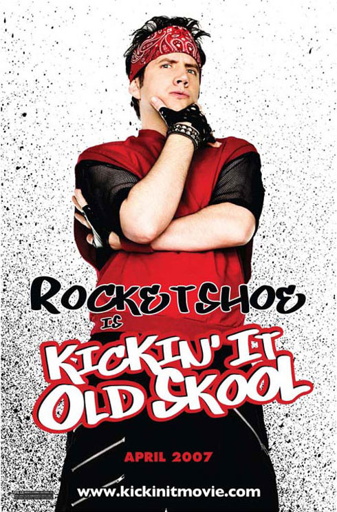 Kickin' It Old Skool Poster #7