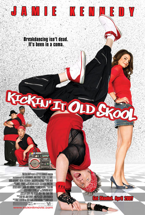 Kickin' It Old Skool Poster #1
