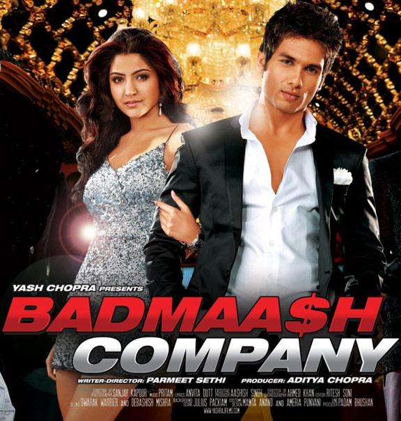Badmaash Company Poster #3