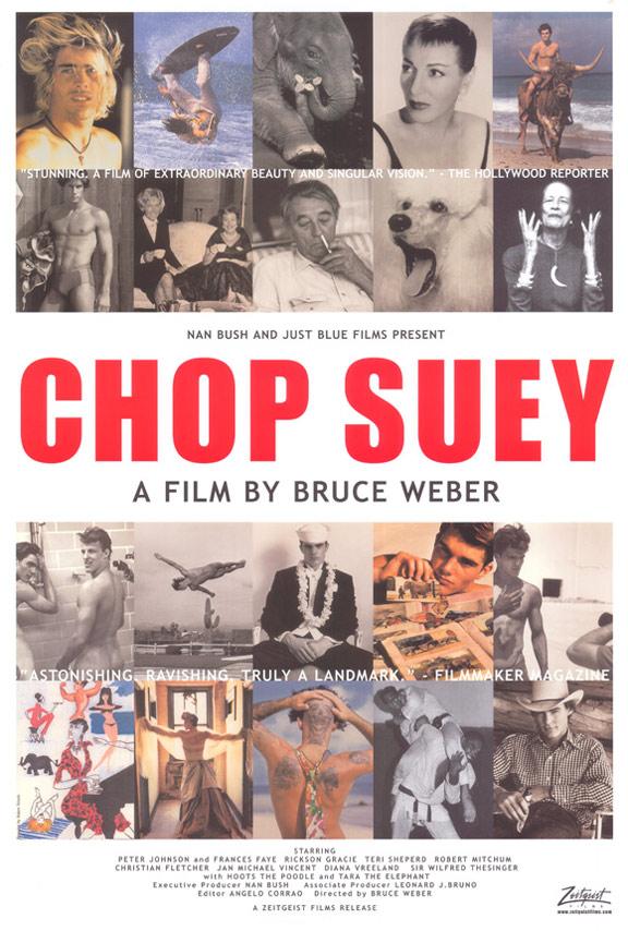 Chop Suey Poster