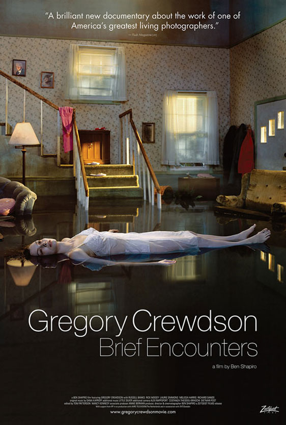 Gregory Crewdson: Brief Encounters Poster