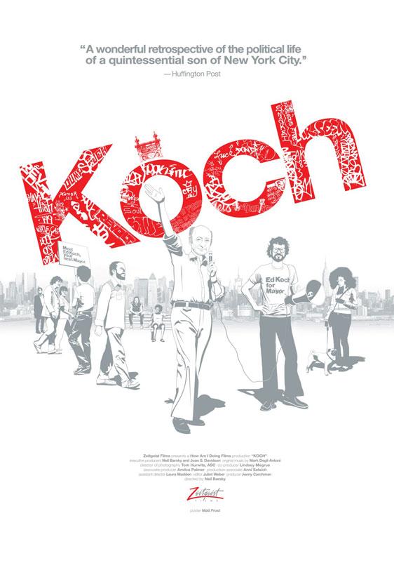 Koch Poster #2