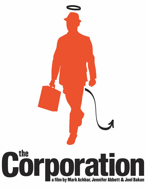 The Corporation Poster #1