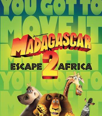 Madagascar: Escape to Africa