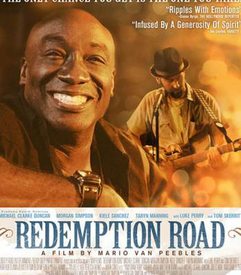 Redemption Road (Black, White and Blues)