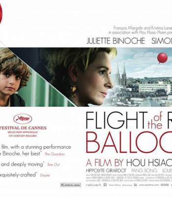 The Flight of the Red Balloon