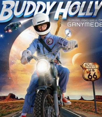 Buddy Holly is Alive and Well on Ganymede