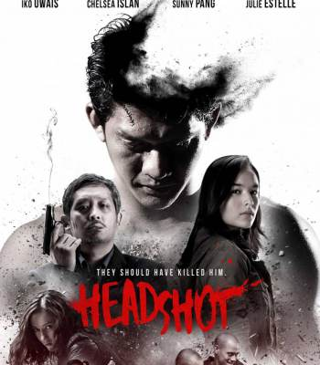 Headshot Theatrical Trailer