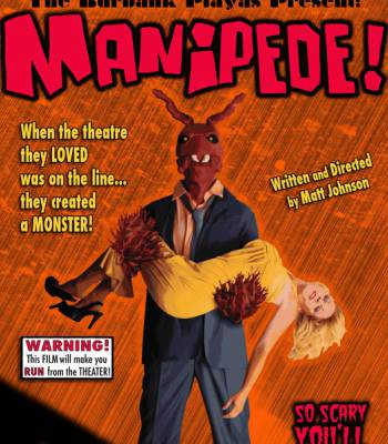 The Burbank Playas Present: Manipede!