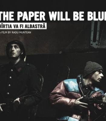 The Paper Will Be Blue