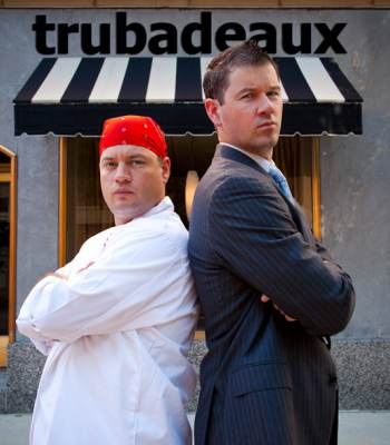 Trubadeaux: A Restaurant Movie