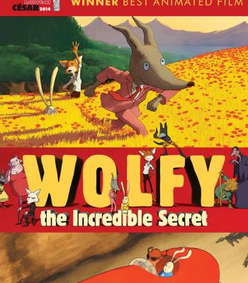 Wolfy, the Incredible Secret