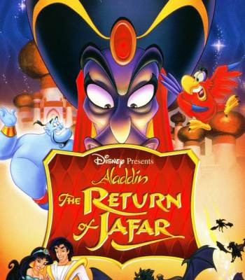 Aladdin 2: The Return of Jafar